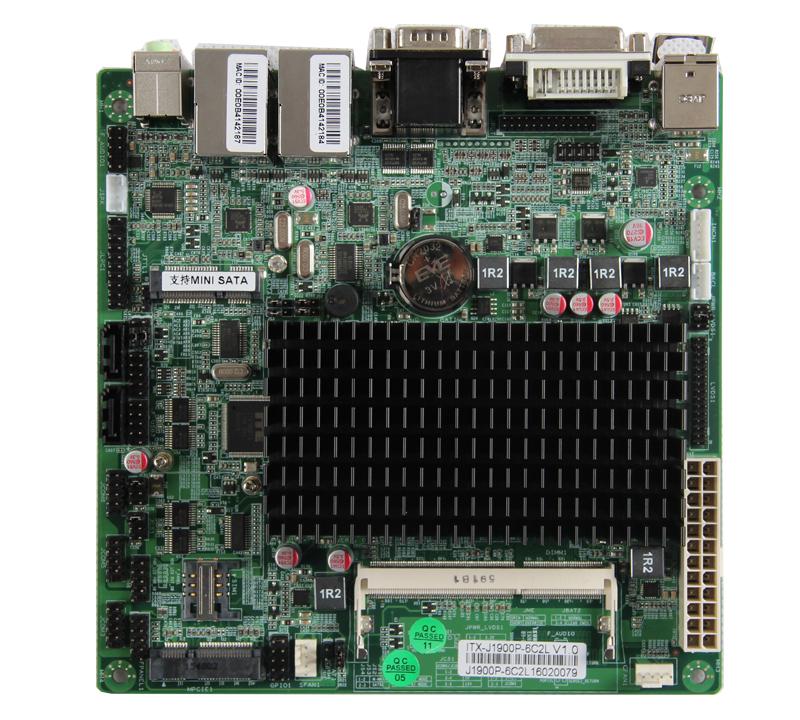 ITX-J1900/1800P-6C2L