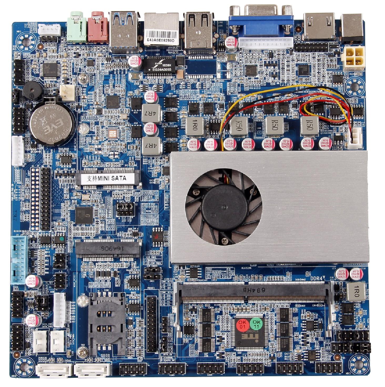 ITX-3855UTA-6CD8