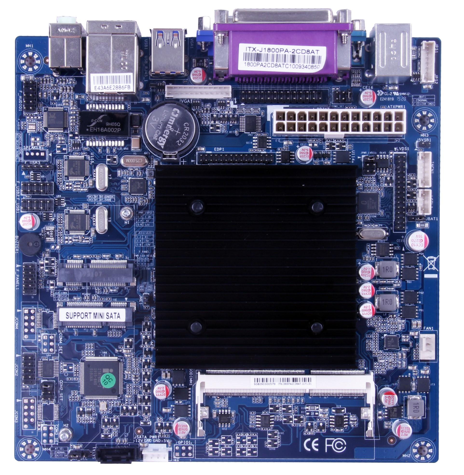 ITX-J1800PA-2CD8AT